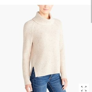 J.CREW Mercantile Donegal Chunky Knit Turtleneck
